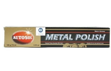 vario pastos metalo poliravimo pastos įbrėžimų taisymas - Abrazyvai - Nuotrauka 5