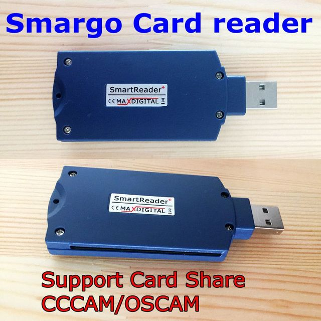 US $20 0 |satellite smart card reader similar as smargo for card share  server cccam oscam-in Card Readers from Computer & Office on Aliexpress com  |