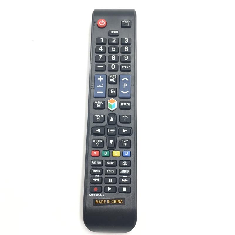 עבור Samsung טלוויזיה שלט רחוק AA59-00602A AA59-00666A AA59-00741A AA59-00496A עבור LCD LED חכם טלוויזיה