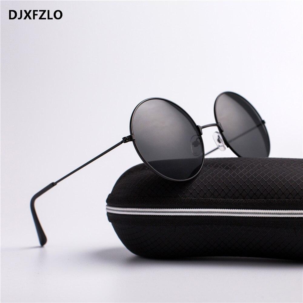 2018 Vintage Mode Runde Sonnenbrille Männer Und Frauen Designer Sonnenbrille Frauen Prinz Optics Oculus De Sol Feminoculos Krankheiten Zu Verhindern Und Zu Heilen