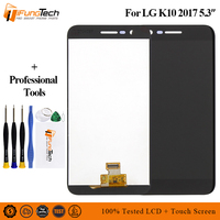 5.3 inch Original 1280x720 Display LG K10 2017 LCD with Touch Screen Digitizer K10 2017 Display M250 M250N M250E M250DS