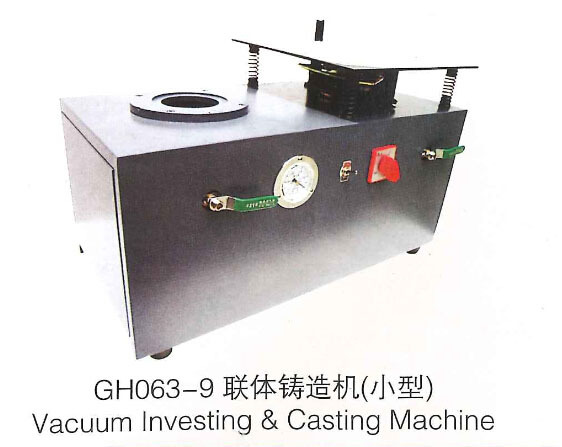 US $299 99  Wax Cast Combinat vacuum investing & casting machine 2 IN 1  Jewelry Tool-in Jewelry Tools & Equipments from Jewelry & Accessories on