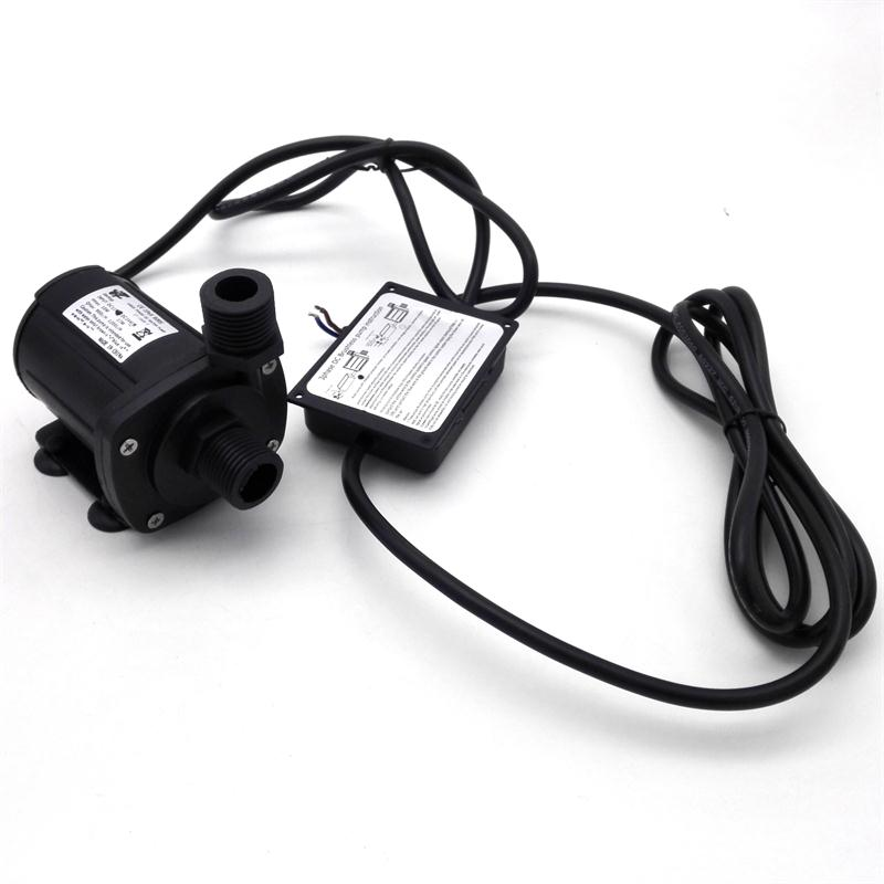 JT 1000BT 12V 24V 17m High Lift Inverter Water Pump Three phase Brushless Submersible DC Pump
