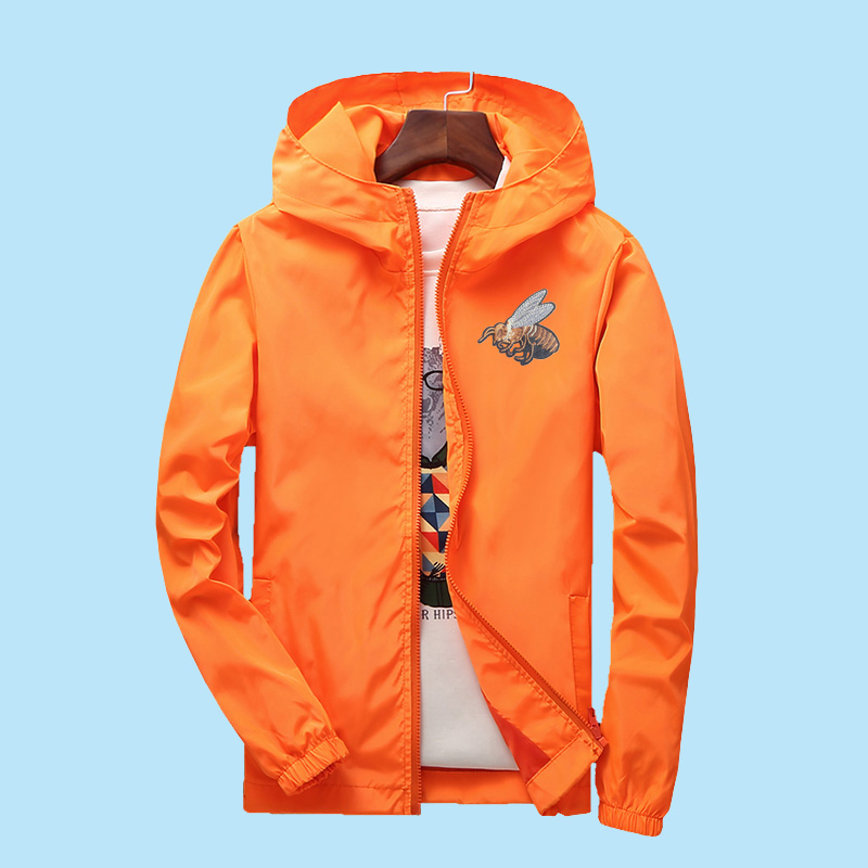 dbb7734d0f65 Aliexpress.com   Buy Fashion Bomber Jacket Women Spring Summer Basic Jacket  Thin Windbreaker Parentage Clothes Embroidery Animal College Jackets 7XL  from ...