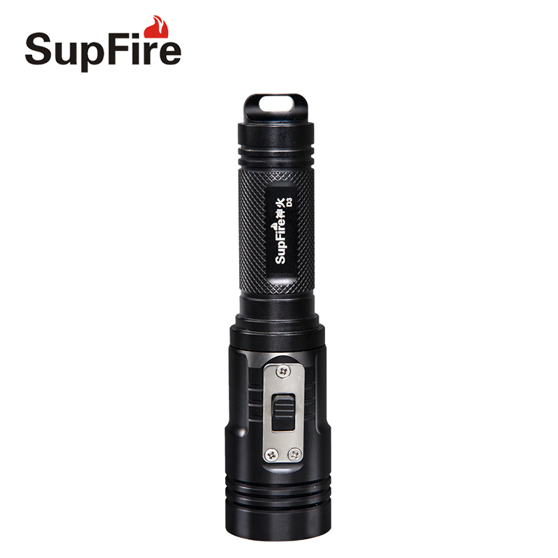 Diving Flashlight Led Tactical Torch Light Dive Flash Light Supfire D3 Linterna Led For Nitecore Convoy Fenix Bicycle Light A005 Cycling Sports & Entertainment