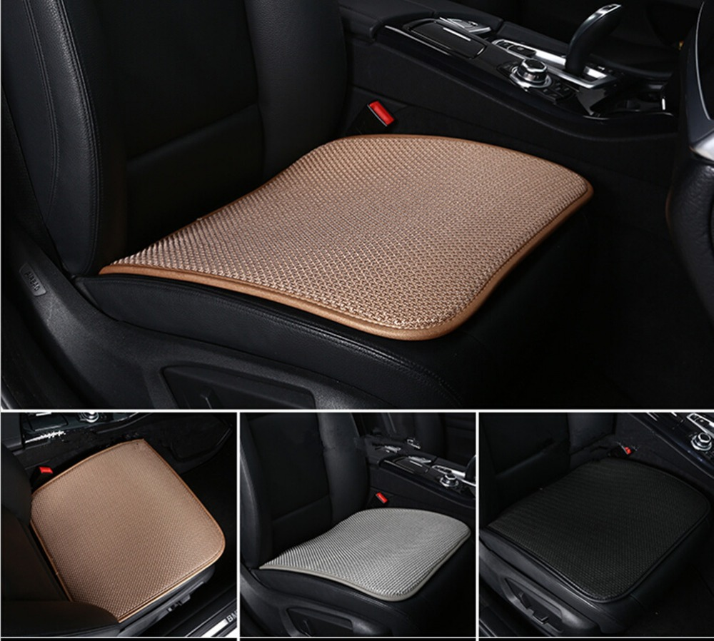 Quality Breathable Winter Car Seat Cushion Cover Universal Back Covers Chair Pad Newest Supplies In Automobiles From