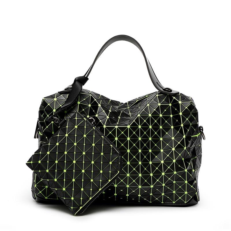 Bao Bao Designer Women Geometry Handbags High Quality 2016 Luxury Brand Folding Tote BaoBao Bags Women