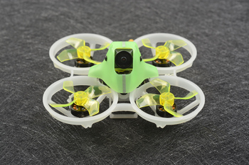Skystars Tiny Frog 75mm CrazyFrog F4 OSD 2S Whoop FPV Racing Drone w/ Upgrade BB2 15A 2-3S ESC CADDX EOS2 camera BNF