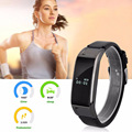 Smart Bracelet D8S Bluetooth Wristband Watch Sync Call SMS Anti-lost Health Wristband Sleep Monitor for Men and Women Smart Band