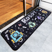 2017 New Home Decor Hight Quality Carpets Non Slip Kitchen Rugs For Home Living Room Kitchen