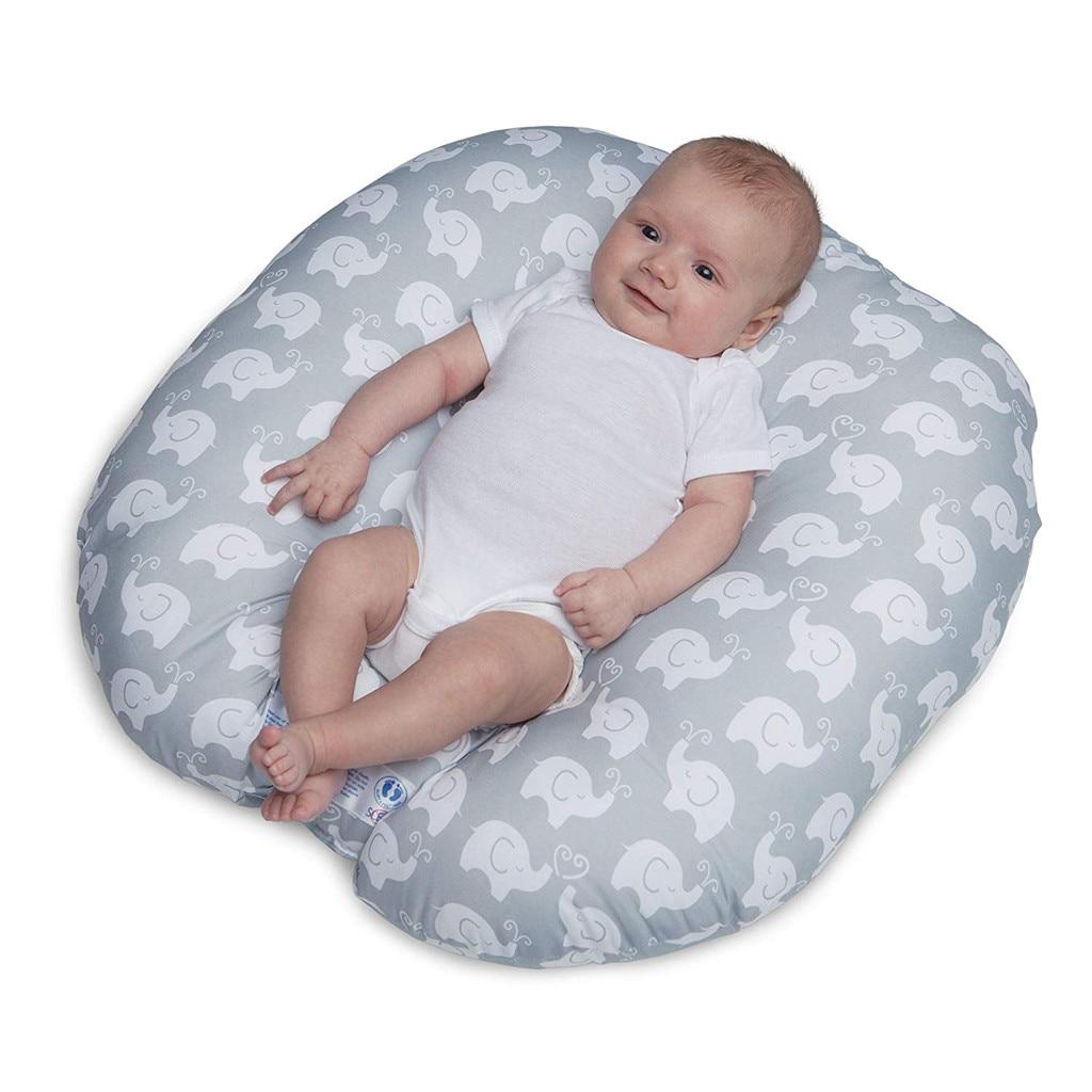 Mat Lounger-Cover Shelf Bath-Seat-Support-Pillow Sofa Soft-Chair Elephant Newborn Infant