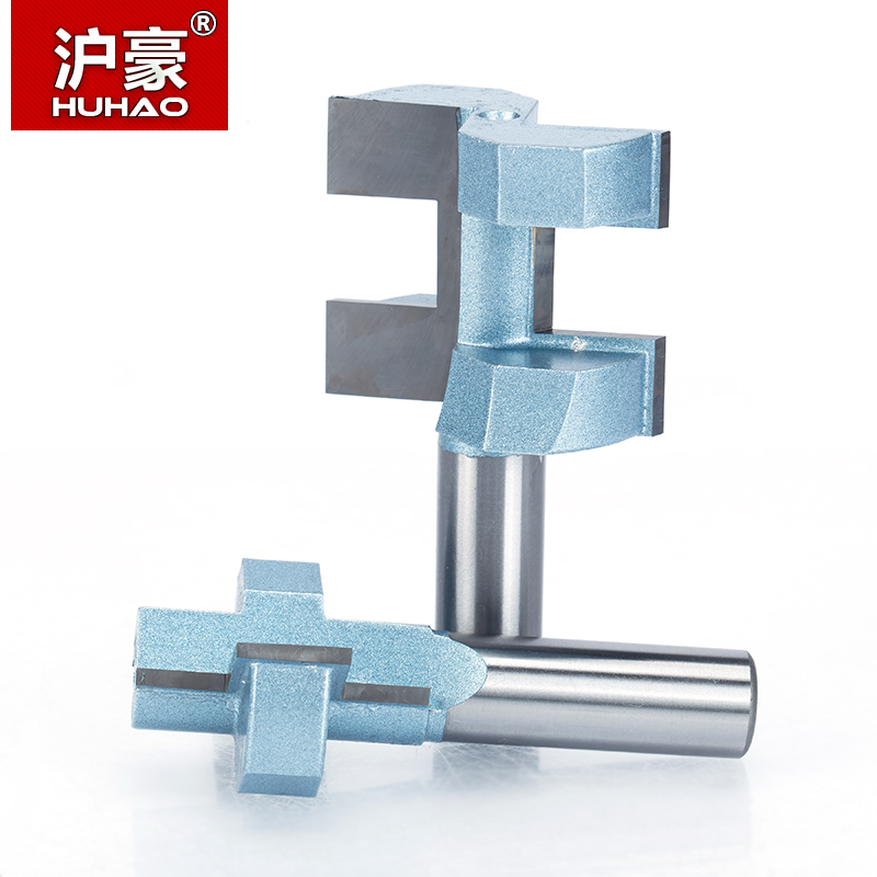 HUHAO 1pc 1/2 Shank Router Bits For Wood  Woodworking Tool Semicircle Mortise  Stitching Knife Floor T - mortis CNC Cutter 1 2 5 8 round nose bit for wood slotting milling cutters woodworking router bits