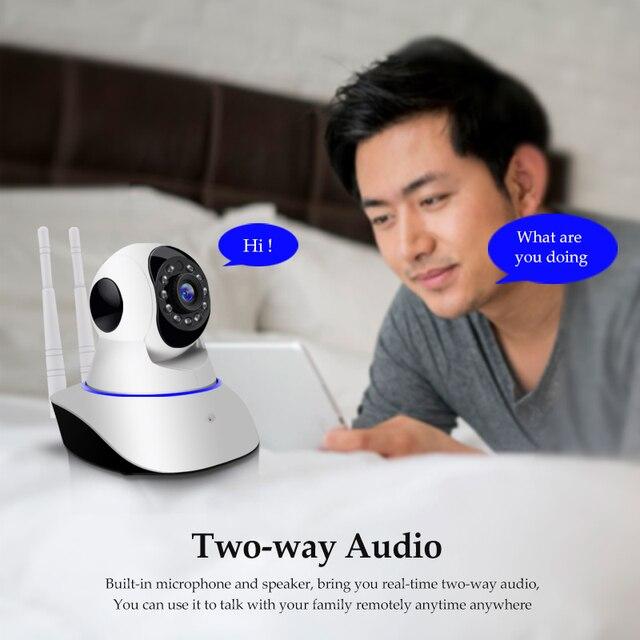 1080P IP Camera Wireless Home Security IP Camera Surveillance Camera Wifi  Night Vision  Baby Monitor  CCTV Camera 1920*1080 2