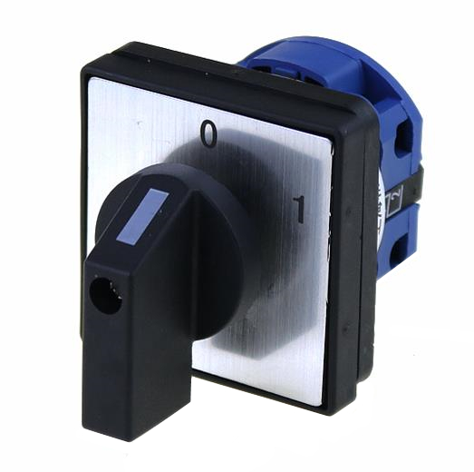 LW26-20/1 AC 660V 20A Latching 4 Terminals 0-1 2 Position Changeover Cam Switch LW26-20/1 AC 660V 20A Latching 4 Terminals 0-1 2 Position Changeover Cam Switch