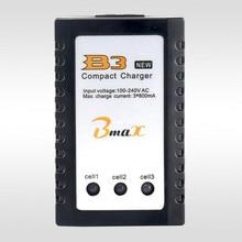 IMAX B3 Pro Compact Balance зарядное устройство для 2S 3S 7,4 V 11,1 V литиевая батарея страйкбол пистолет батарея Высокое качество длительный срок службы адаптер