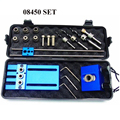 Holzbearbeitung werkzeug, DIY Holz Tischlerei Hohe Präzision Dübel Jigs Kit 3 in 1 Bohren locator 08450 bohren guide kit