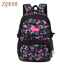 Children School Bags For Teenagers Boys Girls Big Capacity School Kindergarten Backpack Waterproof Satchel Kids Book Bag Mochila недорого