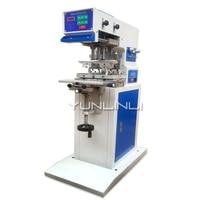 GB-C5 Type 2 Afdrukken En Codering Machine Pneumatische Dubbele Olie Pan Dubbele Printkop Schraper