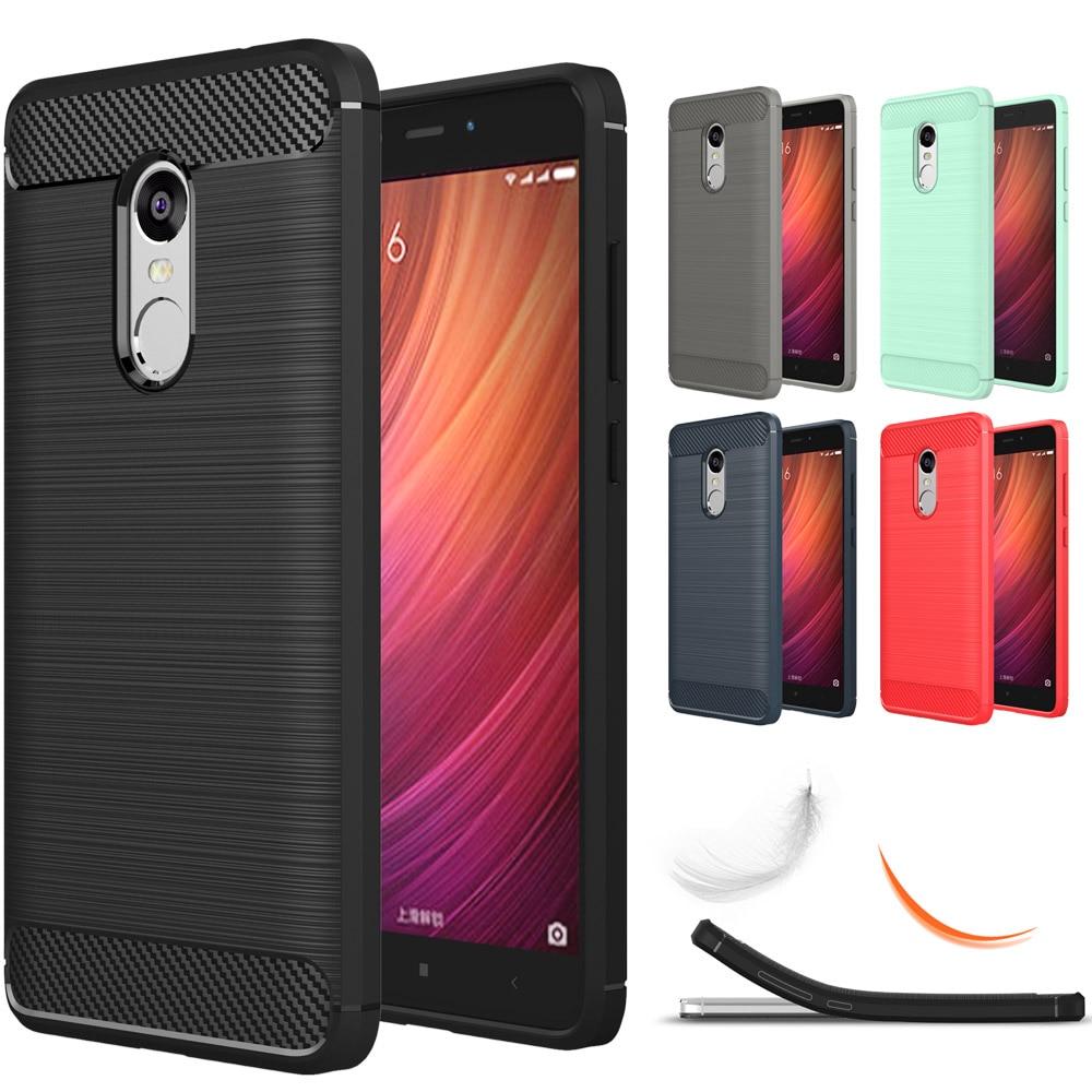 Weiche TPU Silikonhülle für Xiaomi Redmi Note 4 Note 4x Hülle - Handy-Zubehör und Ersatzteile