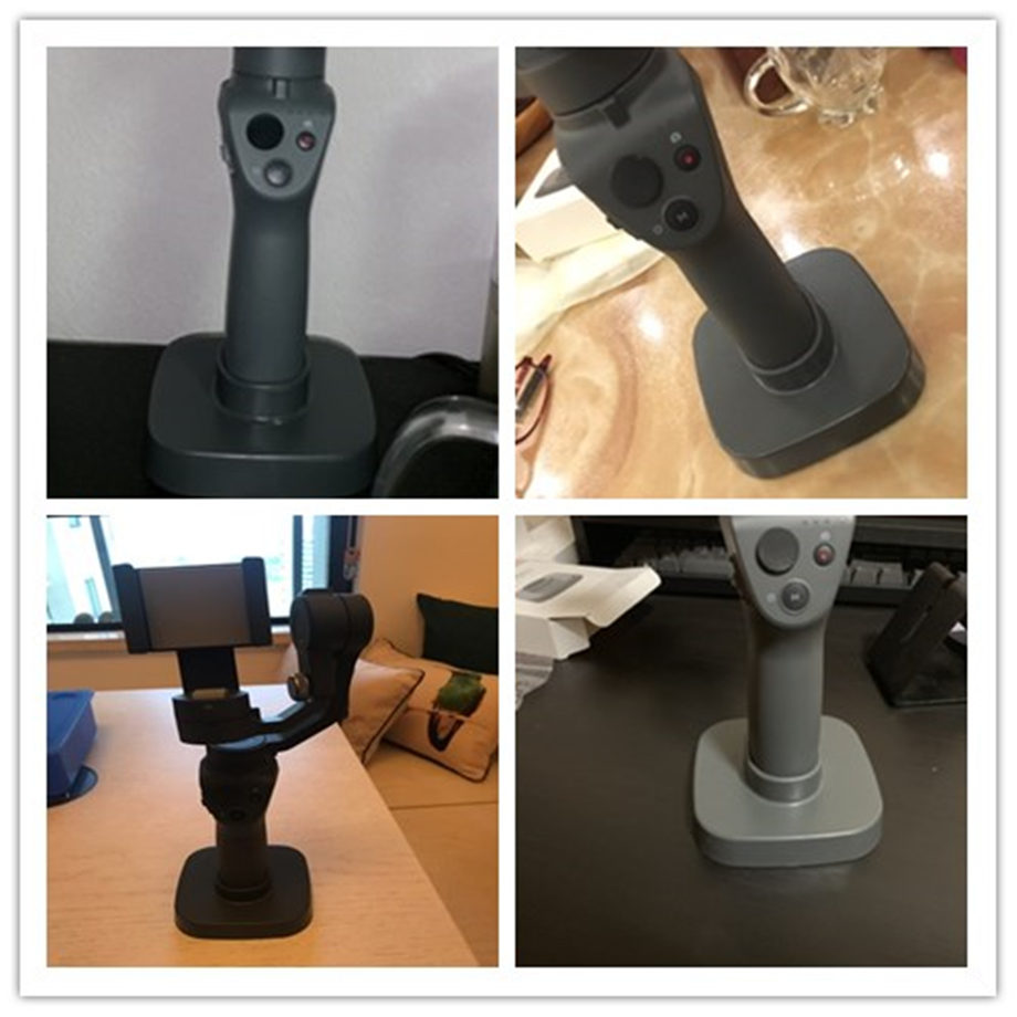 DJI Osmo mobile 2 Base used to fix the Osmo Mobile 2 Stable on tables Osmo 2 Handheld Gimbal Base Stand Mount Accessories-13