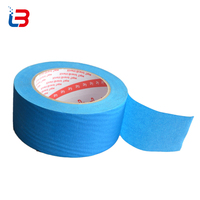 Tronxy 3D Printer Hotbed TAPE Blue Masking Tape Print Part Heatbed Accessories The Wide 50mm Length