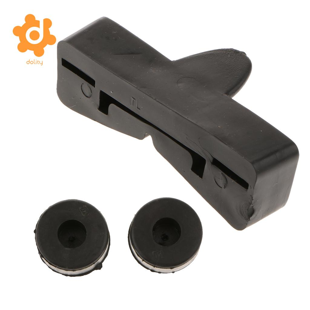 Petrol Tank Rear Rubber Cushion Pad Mount Kit for Honda CG125 CG 125