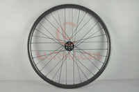 LURHACHI 29er MTB XC Carbon Wheelset 3K/UD Glossy 30mm Width 25mm Depth Hookless 28/28H D711/D712SB 29 Inch Bicycle Wheels