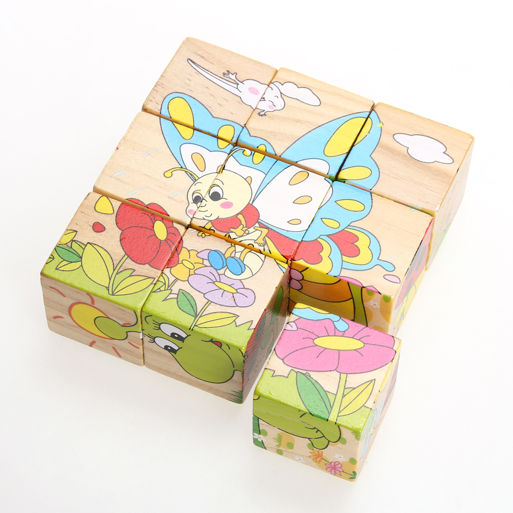 3D Wooden Animal Puzzles Patterns   Wooden Thing