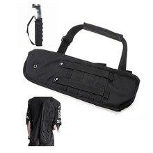 FIRECLUB тактический охотничий рюкзак брехер ножны Molle с оболочкой чехол для коротких бочек