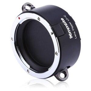 Image 4 - Commlite раскладной двойной держатель для объектива инструмент для быстрой смены с ремешком для Canon Nikon Sony E Mount