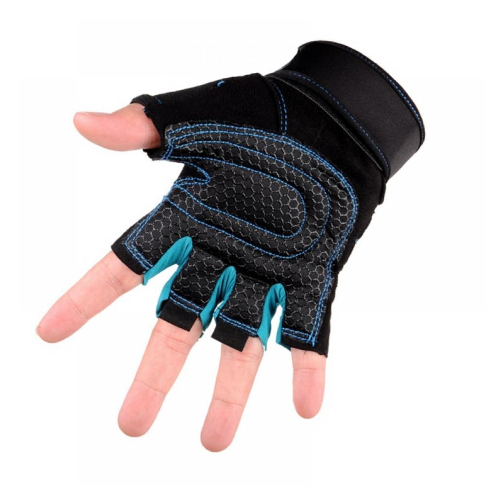 Fitness Gloves New Zealand: New Gym Gloves Heavyweight Sports Exercise Weight Lifting