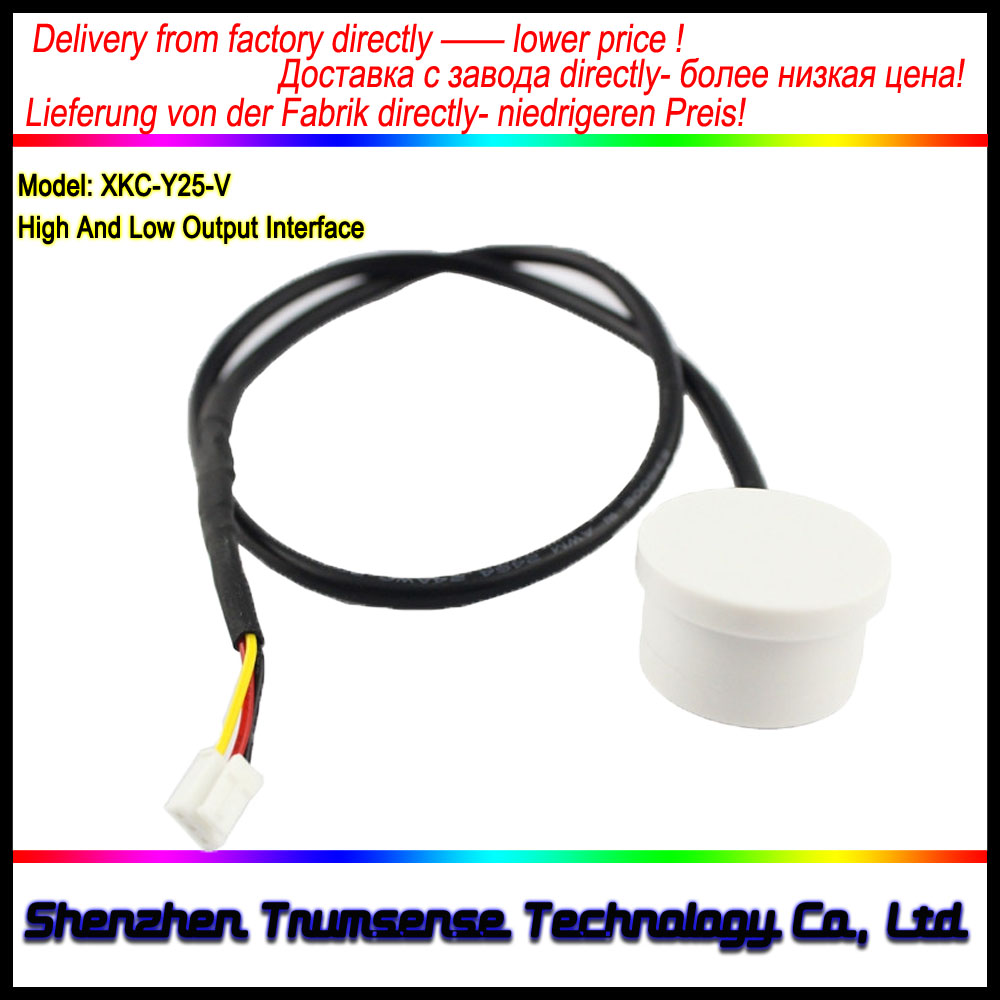 Contactless Water Level Control Switch Capacitive Sensors 2005 Yamaha Fz6 Fazer Electric Cable Routing Diagram Capacitance Transducer High And Low Output Interface Xkc Y25 V