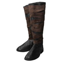 Thor Cosplay Shoes Boots From Movie Thor: Ragnar0k Halloween Carnival Cosplay Accessories Props For Men