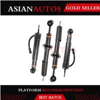 4 PCS Front + Rear Air Suspension Shock Absorber for Toyota Land Cruiser Prado 120 Lexus GX470 Air Strut 4853069485 4851060121