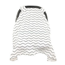 Babys Breathable Muslin Car Seat Basket Canopy Swaddle Buggy Cover Shade Blanket  #T026#