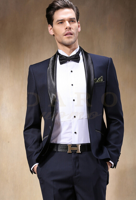 New Arrival The Groom Wedding Tuxedos Men's Party Suit Tuxedos ...