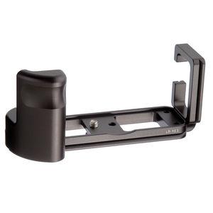 Image 2 - LB XE3 Hand Grip QR Quick Release L Plate Bracket Holder for Fujifilm Fuji X E3 XE3 Camera