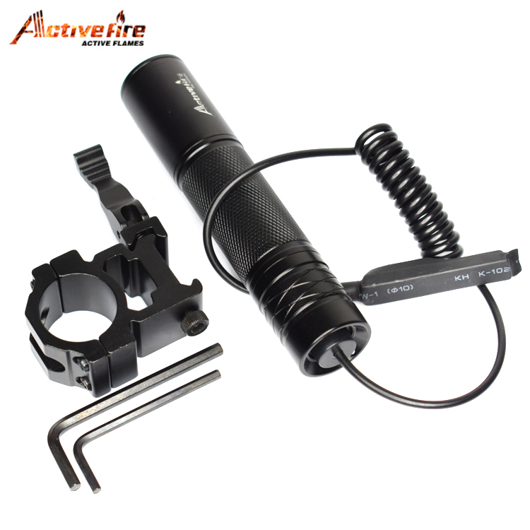 5W Torch 850nm Zoom Infrared Radiation IR LED Novelty Lighting LED Night Vision Flashlight Camping Light Hunting Lamp IR Lamp