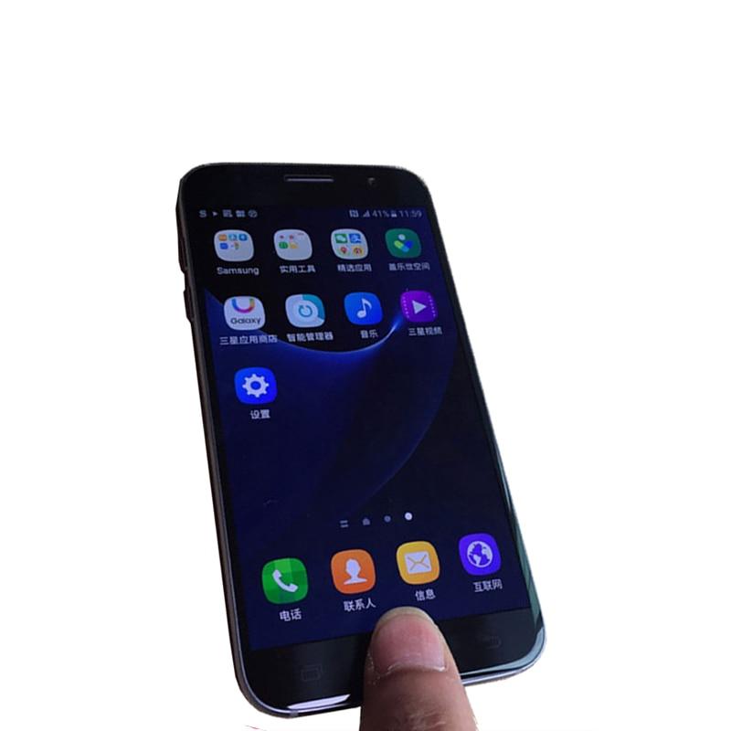 Samsung Galaxy S7 / S7Edge / S6 / S6 Edge + Barmaq izi Evi Düymə - Cib telefonu aksesuarları və hissələri - Fotoqrafiya 2