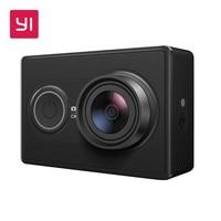 International Edition Original Xiaoyi YI Sports Camera Action Camera 3D Noise Reduction WiFi BT4 0