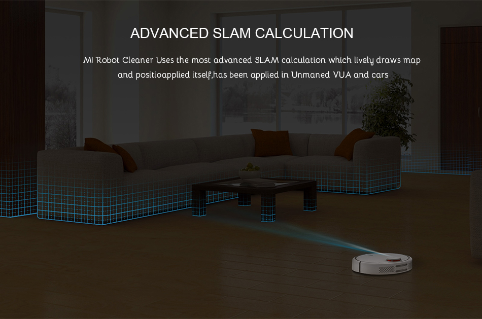 napredni SLAM algoritem