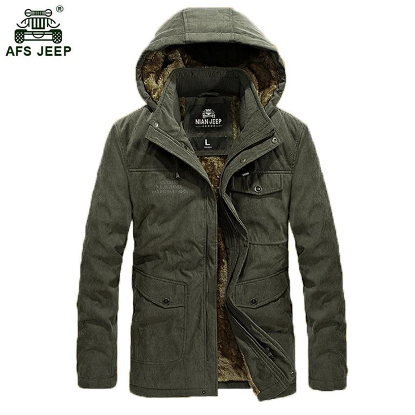 Hommes veste hiver marque chaud épaissir manteaux de haute qualité célèbre coton-rembourré mode Parkas élégant affaires Multi poche 129wy