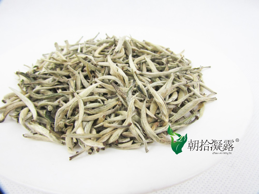 300g spring silver needle tea with EU standard 2017 new tea Bai hao yin zhen from