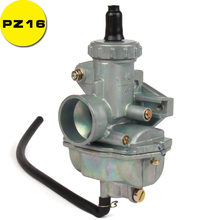 Hand Choke PZ16 16mm Carb Carburetor For KEIHIN 50cc 70cc pit dirt bike motorcycle motorcross
