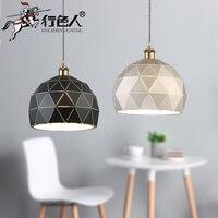 Модные красочные современные деревянные подвесные светильники Lamparas минималистский дизайн тенты светильник столовая огни подвесной свети
