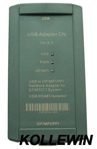 USB Adapter CN support PC USB to PROFIBUS/MPI/PPI for Simatic S7-200/300/400 PLC,6ES7 972-0CB20-0XA0 6ES7972-0CB20-0XA0