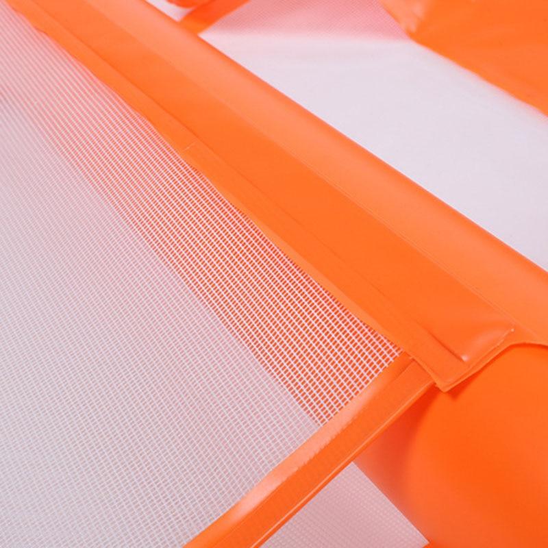 Надувной гамак для воды плавающий кресло-кровать, стул, плавающий бассейн из ПВХ пляжа XD88