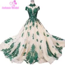 AOLANES High Neck Long Prom Dresses 2019 Evening Dress. US  399.00   piece Free  Shipping cc866636201e