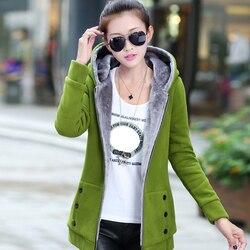 Kobiety moda jesień zima zagęścić sportowe bawełniane płaszcz panie stałe ciepła kurtka z kapturem odzieży wierzchniej kobiet wyściełane parka płaszcz 3