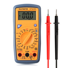 DT321B Digital Multimeter AC/DC Voltage Meter Portable Multi meter with Backlight Hold Data Measuring Tool